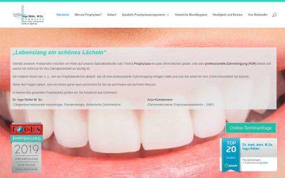 Volkskrankheit Parodontitis: Prophylaxe hilft sie zu vermeiden